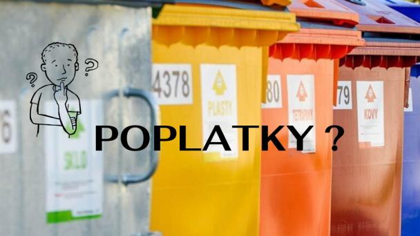 Ako sa počíta poplatok za komunálny odpad?